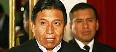la oposición, con total razón, acusa a Choquehuanca de haber caído en la trampa