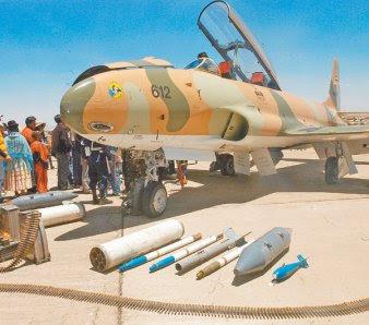 este pequeño avión de entrenamiento militar comprado por Bánzer estuvo a punto