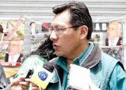 protestas está provocando el golpe contra el Alcalde Constitucional dado por el MAS