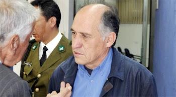 Pimentel ministro de minas de Evo cobró el rescate de más de un millón de dólares por Samuel