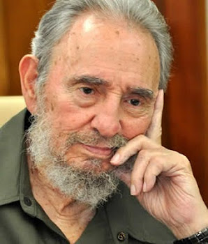 Fidel regresó del más allá. además de ser hombre grande de la historia pudo haber hallado a Dios y