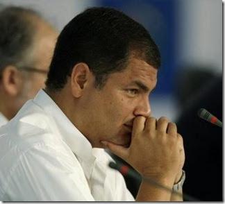 según pasan las horas la verdad sale a relucir. en Ecuador no hubo golpe. hubo show