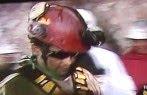 Florencio Àvalos el primer rescatado