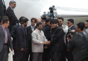 horas más cumplirá 51 años el originario presidente en Teherán