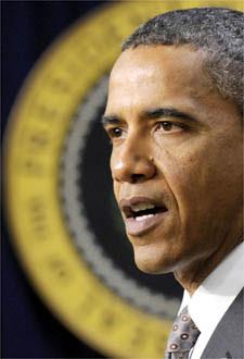 Obama es admirado por su humildad en reconocer el error tan pronto perdió las elecciones.