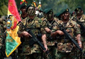 """el jefe del ejército """"ha metido las cuatro"""" con una declaración política abierta"""