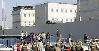 ahora sí disponemos de una foto de la cárcel donde en un incendio de madrugada murieron 83 presos