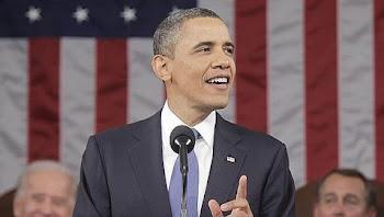 """tradicionalmente cada 25 de enero el Presidente de EEUU brinda un informe """"Estado de la Unión"""""""