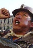 cooperativistas mineros de Potosí se colocan en oposición a Evo
