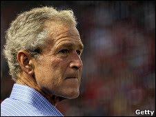 sensacional. Bush a punto de ser arrestado por crímenes de lesa humanidad