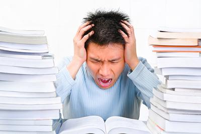القلق أثناء الدراسة :- إيجابى أم سلبى ؟
