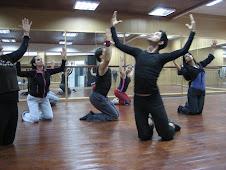 Rehearsal in Algiers