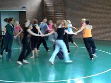 Rehearsing at Stoppenburg