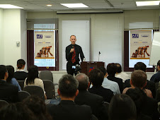 JH lecture, Taiwan-American Chamber of Commerce