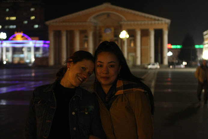 Opera House, U.B., Mongolia 2008