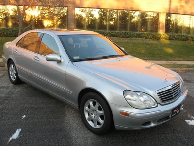 Wonderful 2001 Mercedes Benz S430