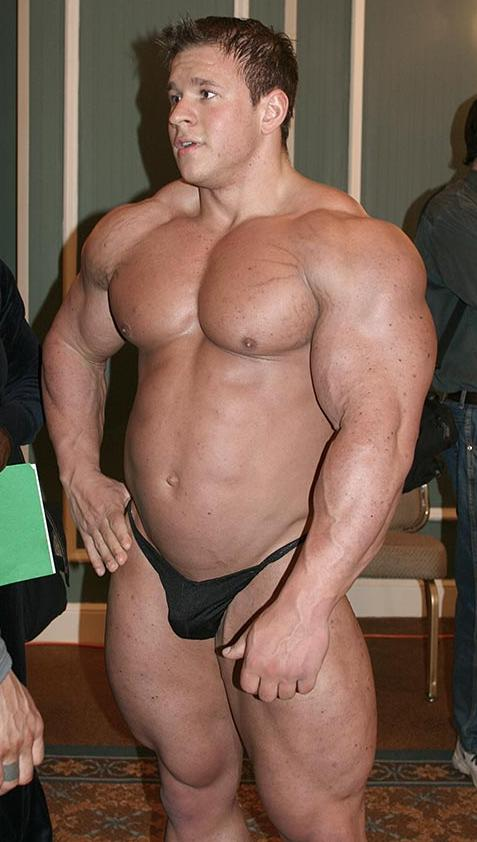 Jeff long muscle morph