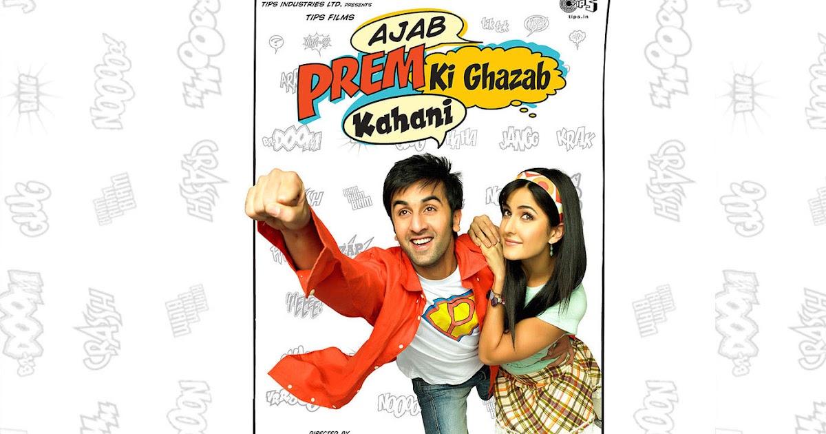 Ajab Prem Ki Ghazab Kahani (2009) Mp3 Songs