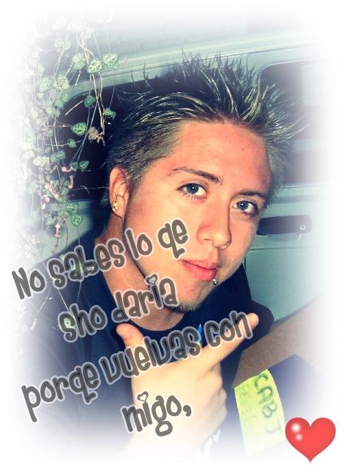 Cristian Marco Suasnavar ♥