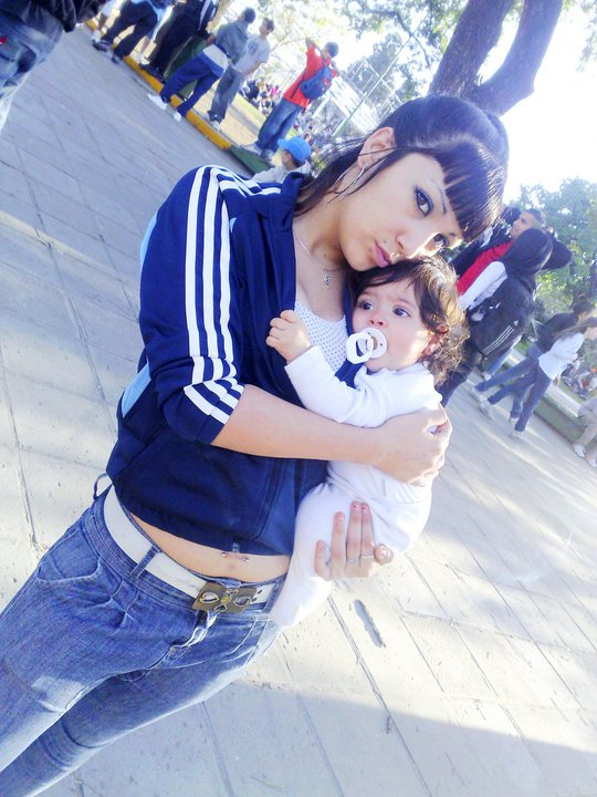 CON LARITA. ♥