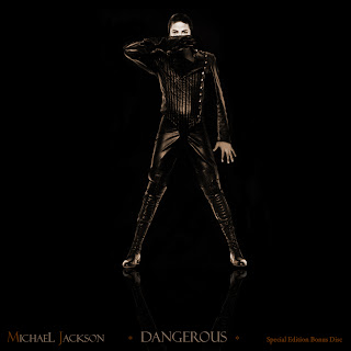 Michael Jackson - Dangerous (unreleased disc)