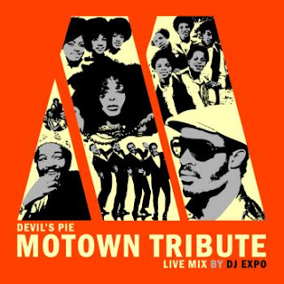 Cover Album of Motown Tribute Mix