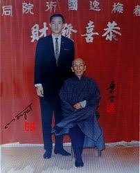 Great Grandmaster Ip Man & Grandmaster Moy Yat Ving Tsun Kung Fu