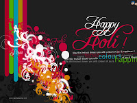 holi festival of colors wallpaper
