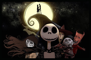 Nightmare Before Christmas Computer Wallpaper