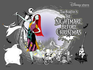 The Nightmare Before Christmas Computer Wallpaper