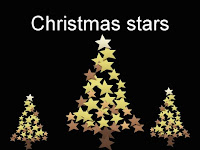 Christmas Stars Wallpaper