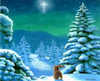 Christmas Star Wallpaper