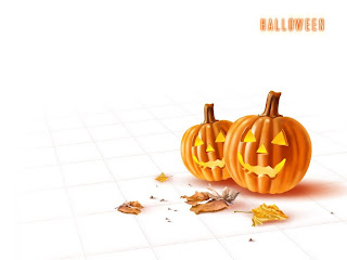 Download Halloween Pumpkin Wallpaper