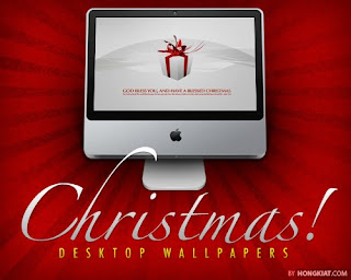 creative wallpapers christmas