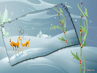 Free Christmas Desktop Themes