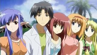 anime cartoon friendship