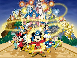 Disney Friends Wallpaper