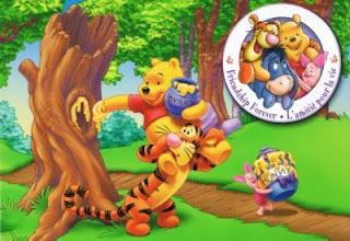 winnie the pooh friendship wallpaper