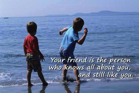 wallpaper of friendship quotes. Friendship Day Quote