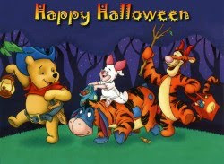 halloween wishes by pooh
