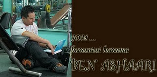 BEN ASHAARI BLOG