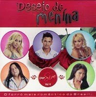 Desejo De Menina - Diga Sim Pra Mim Vol.4