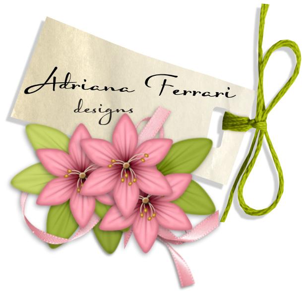 Adriana Ferrari ~ Web Designer