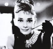 Breakfast at Tiffanys...