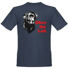 Obey the Lab Dark Organic Tee