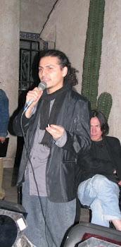 En la Final del Torneo de Poesía 2008