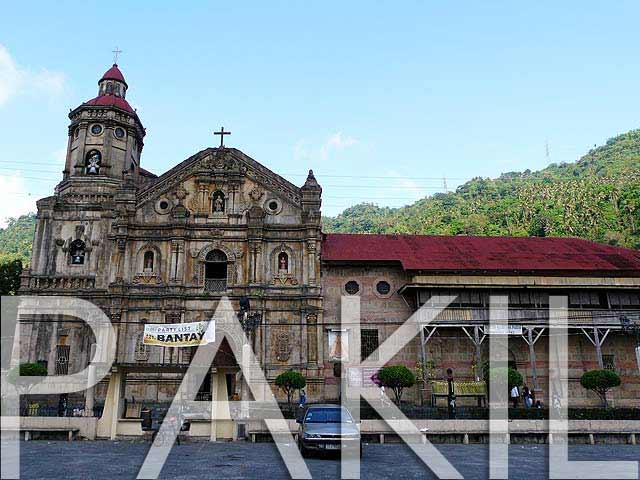 Laguna Visita Iglesia In Pila Pakil Paete And More Laguna Churches Ivan About Town