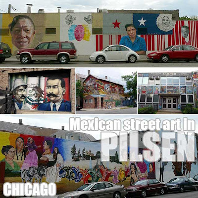 about chicagos pilsen neighborhood essay About as predictably as possible: biking around the waterfront and scoping out the street art in pilsen, a mexican neighborhood in the lower west side thanks to an initiative with the chicago urban art society, murals have been constructed all over pilsen to jazz up the hood and drive out the gang graffiti.