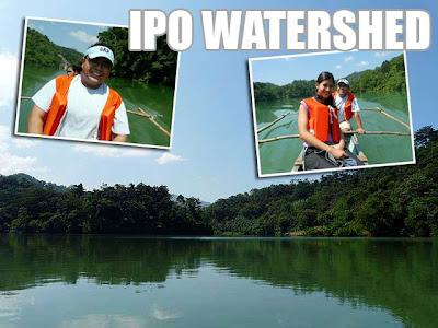 Manila day trip - Ipo Watershed