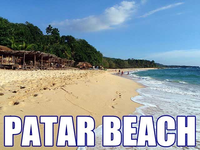 Patar Beach Resort Bolinao Pangasinan